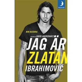 Jag är Zlatan Ibrahimovic: min historia (Pocket, 2013)
