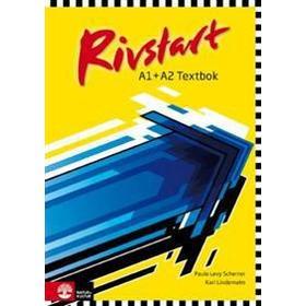 Rivstart A1+A2 Textbok inkl ljudfiler, andra upplagan (Häftad, 2014)
