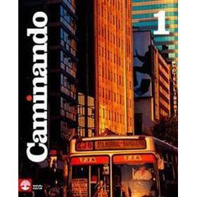 Caminando 1 Lärobok inkl ljud, fjärde upplagan (Häftad, 2014)