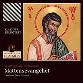 Matteusevangeliet (Ljudbok nedladdning, 2015)