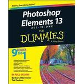 Photoshop Elements 13 All-in-One For Dummies (Häftad, 2014)