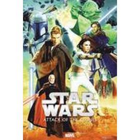Star Wars: Episode II: Attack of the Clones (Inbunden, 2016)