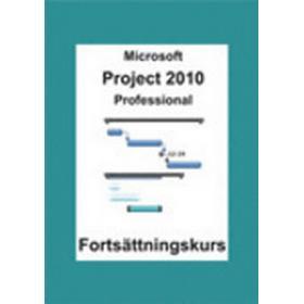 Microsoft Project 2010 Professional Fortsättningskurs (, 2012)