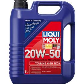 Liqui Moly Touring High Tech 20W-50 5L Motorolja