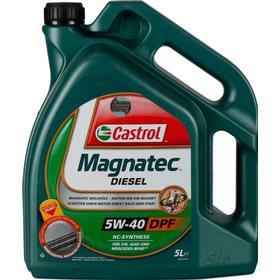 Castrol Magnatec Diesel 5W-40 DPF 5L Motorolja