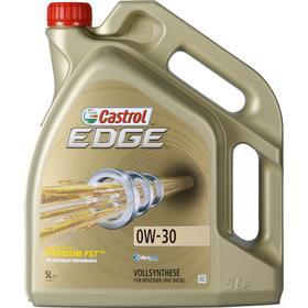 Castrol Edge Titanium FST 0W-30 5L Motorolja