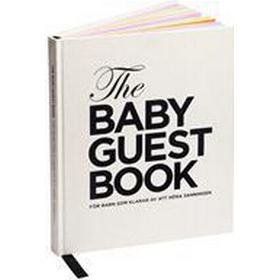 The baby guest book: för barn som klarar av att höra sanningen (Inbunden, 2011)
