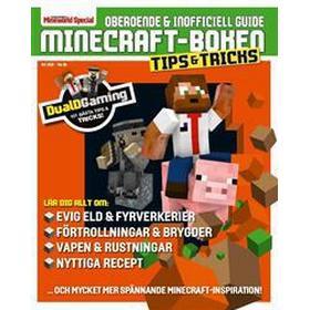 Minecraft-boken: tips & tricks 1 (Häftad, 2016)