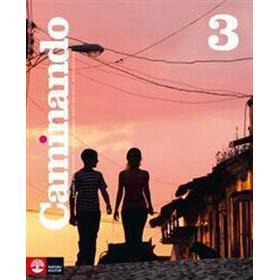 Caminando 3 Lärobok inkl. ljud (Häftad, 2016)