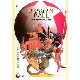 Dragon Ball: den stora boken (Inbunden, 2003)