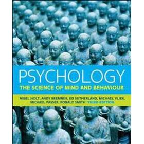 Psychology: the science of mind and behaviour - the science of mind and beh (Pocket, 2015)