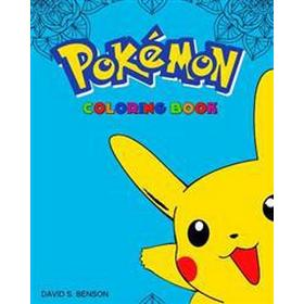 Mandala: Pokemon Coloring Book: How to Draw Pokemon, Pokemon Coloring Book, Kids Coloring Books (Häftad, 2016)