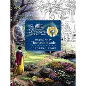 Disney Dreams Collection Thomas Kinkade Studios Coloring Book (Häftad, 2017)
