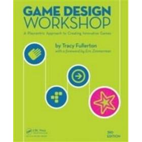 Game Design Workshop: A Playcentric Approach to Creating Innovative Games, Third Edition (Häftad, 2014)