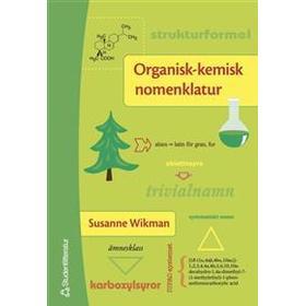 Organisk-kemisk nomenklatur (E-bok, 2010)