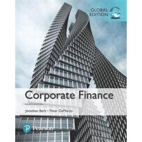 CORPORATE FINANCE WITH MFL ACCESS AND ENG-SWE GLOSSARY 2017 (Häftad, 2017)