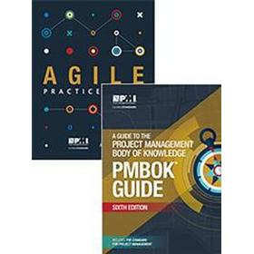 guide to the Project Management Body of Knowledge (PMBOK guide)Agile practice guide bundle (Häftad, 2017)