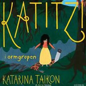 Katitzi i ormgropen (Ljudbok CD, 2017)