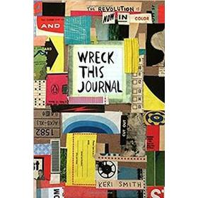 Wreck This Journal: Now in Color (Häftad, 2017)