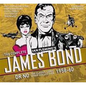 The Complete James Bond: Dr No - The Classic Comic Strip Collection 1958-60 (Inbunden, 2016)