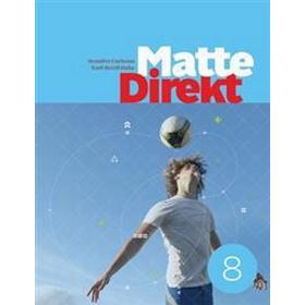 Matte Direkt 8 upplaga 3 (Häftad, 2017)