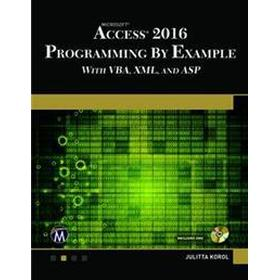 Microsoft Access 2016 Programming by Example (Pocket, 2016)