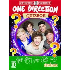 One Direction: quizbok (Häftad, 2013)
