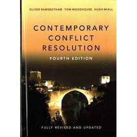 Contemporary Conflict Resolution (Inbunden, 2016)