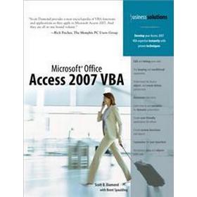 Microsoft Office Access 2007 VBA (Pocket, 2007)