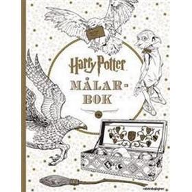 Harry Potter målarbok (Övrigt format, 2015)