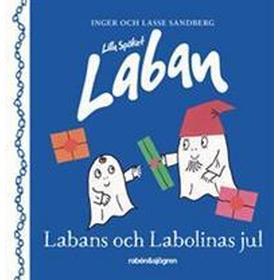 Lilla spöket Laban. Labans och Labolinas jul (Inbunden, 2017)