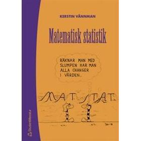 Matematisk statistik (Häftad, 2002)