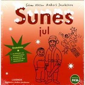 Sunes jul (Ljudbok CD, 2015)