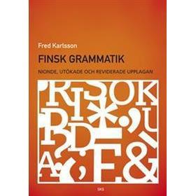 Finsk grammatik (Häftad, 2016)