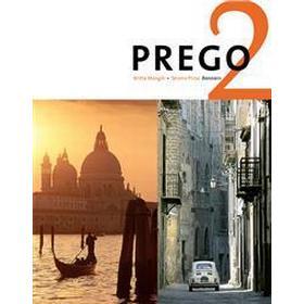 Prego 2 Allt i ett-bok inkl. ljudfiler för eleven (Häftad, 2007)