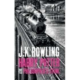 Harry Potter and the Philosopher's Stone (vuxen) (Inbunden, 2015)