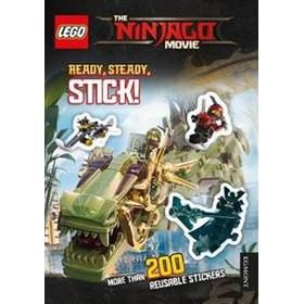 Lego (r) ninjago movie: ready, steady, stick! (Pocket, 2017)
