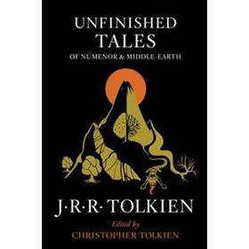 Unfinished Tales of Numenor and Middle-Earth (Häftad, 2014)