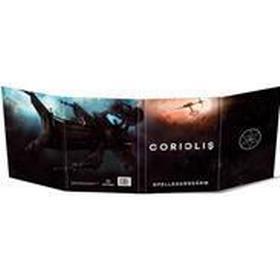 Coriolis. Spelledarskärm (Övrigt format, 2017)