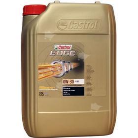 Castrol Edge Titanium FST 0W-30 A5/B5 20L Motorolja