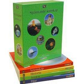 NE Spännande kunskap box kompl (Inbunden, 2005)