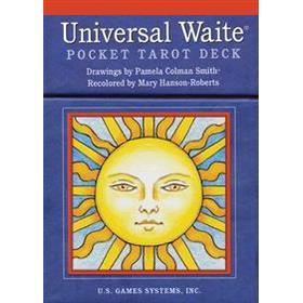 Universal Waite Pocket Tarot Cards (Övrigt format, 2005)