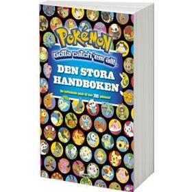 Pokémon: den stora handboken (Häftad, 2017)