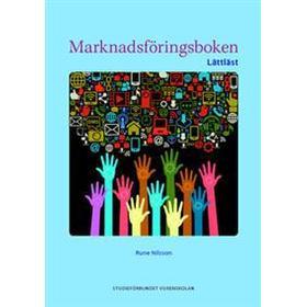 Marknadsföringsboken: lättläst (Häftad, 2012)