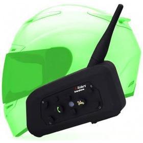 Intercom hjälmradiotelefon 2Moto V6 1200m BT