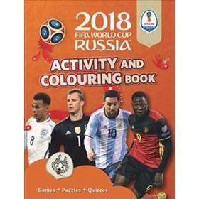 2018 Fifa World Cup Russia Activity and Colouring Book (Pocket, 2018)