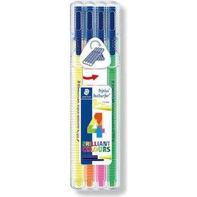 Staedtler Triplus Textsurfer Color Pen 362 1-4mm 4 Pack