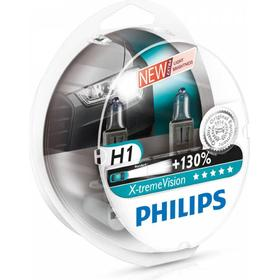 2-Pack Philips H1 X-tremeVision +130%