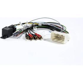 4Connect BMW HiFi 676 Plug n Play kablage