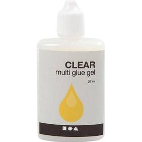 Clear Multi Glue Gel 27ml